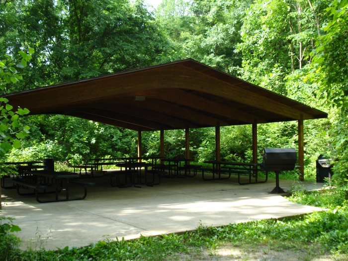 RCA Group Shelter